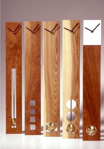 Long and pendulum clocks