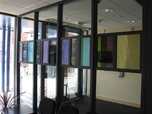 Sacriston Health Centre, by Sue Woolhouse
