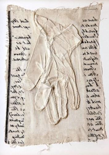 100 Language Gloves (detail) - Credit: Martin Urmson