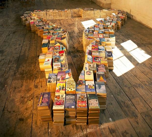 Book Works - Rosie Leventon