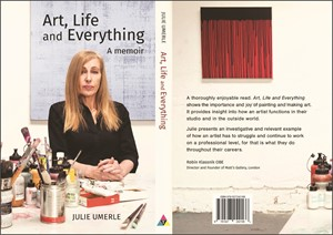 'Art, Life and Everything', by Julie Umerle