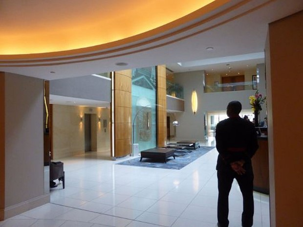 Julie Umerle: 'In Residence' at London Marriott Canary Wharf, by Julie Umerle
