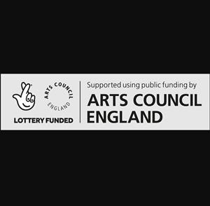 ARTS COUNCIL ENGLAND AWARD, by Julie Umerle