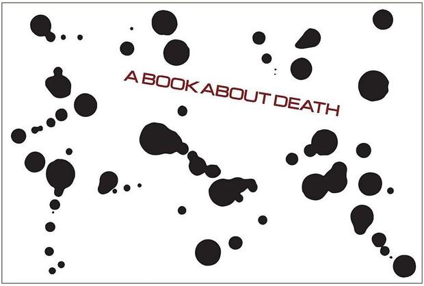A Book About Death, by Julie Umerle