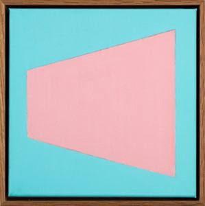 Unfolded Polygon II, by Julie Umerle