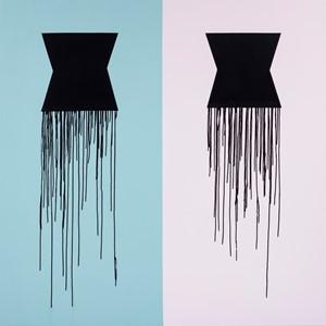 Split Infinity III, by Julie Umerle