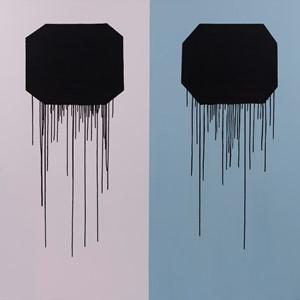 Split Infinity II, by Julie Umerle
