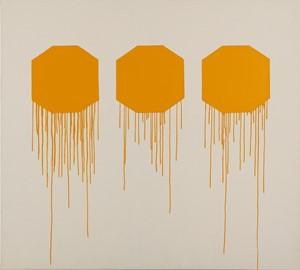 Three Octagons, by Julie Umerle