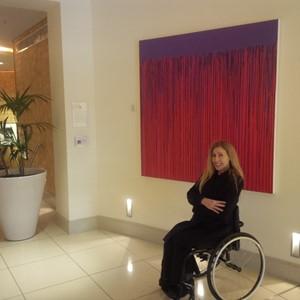 Artist in Residence: London Marriott, by Julie Umerle