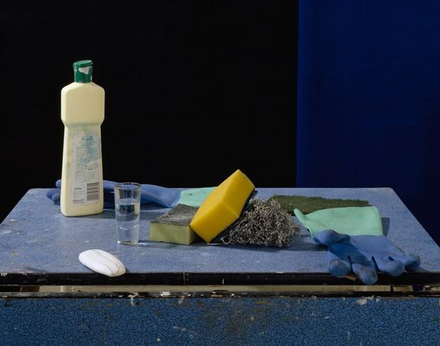 Vanitas: Cleaning