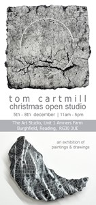 Open Studio, by Tom Cartmill
