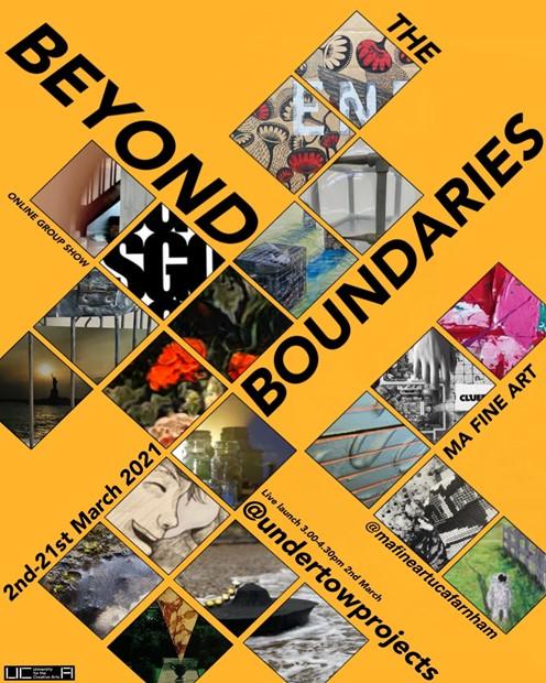 Beyond the Boundaries, by Liz Clifford