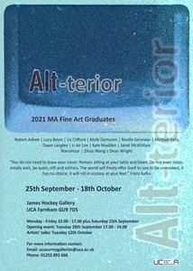 Alt-terior, by Liz Clifford