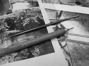 RBSA Etching Workshop, by Annette Pugh