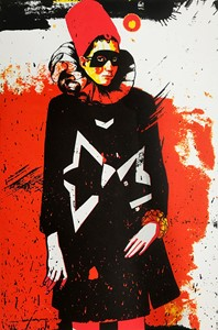 Artist, by Graeme Reed