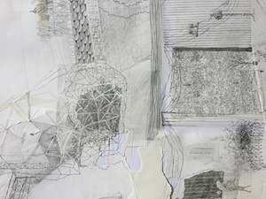 Rabley Contemporary Drawing Centre, by Jackie Berridge