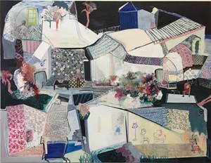 Royal Academy Summer Exhibition, by Jackie Berridge