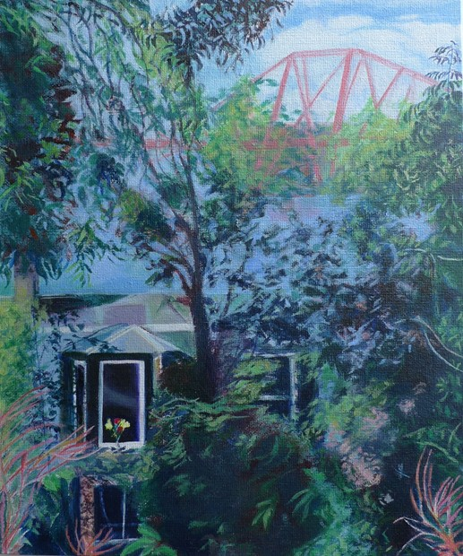 South Queensferry Window