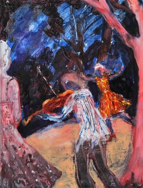 Dans la Danse