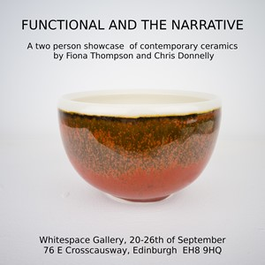 Functional and the Narrative, by Fiona Thompson