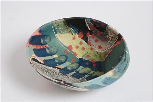 Wealden Garden Shell Bowl