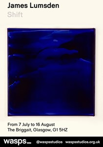 James Lumsden / Shift, by James Lumsden
