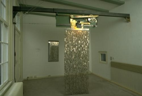 Lift installation, the thousand and one nights