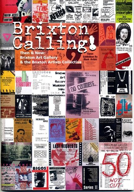 Brixton Calling! - Credit: Simon Meddings Associates