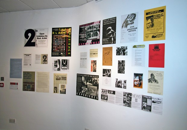 Brixton Calling! - Credit: Seeing Diversity archive installation by Françoise Dupré