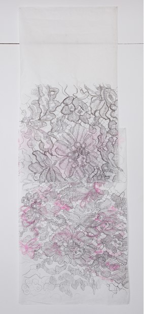 Tracing Lace - Credit: Carl Fox