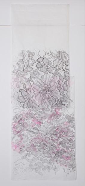 Tracing Lace - Credit: Carl Fox