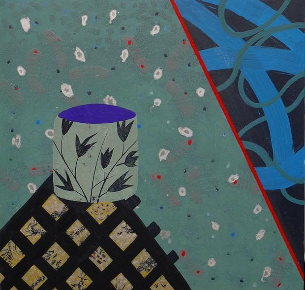 Japan - The Ancient Pot, Edo.  2016