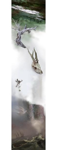 Silver Stag Fallen