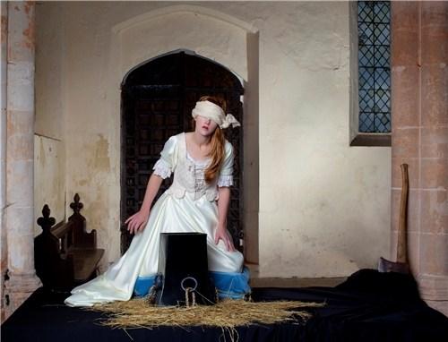 After Delaroche - Lady Jane Grey