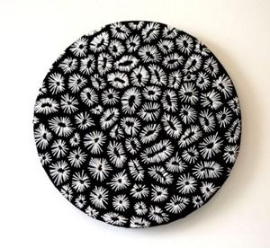 Harmonious Living - Coralline - Dark, by Helen Parrott