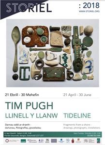 """""""Llinell y Llanw/ Tideline """", by Tim Pugh"""