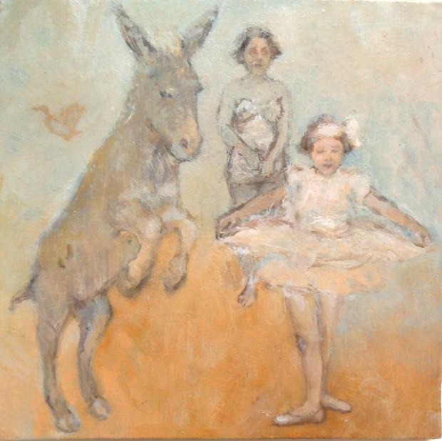 The Ruth Borchard Self-Portrait Prize 2021