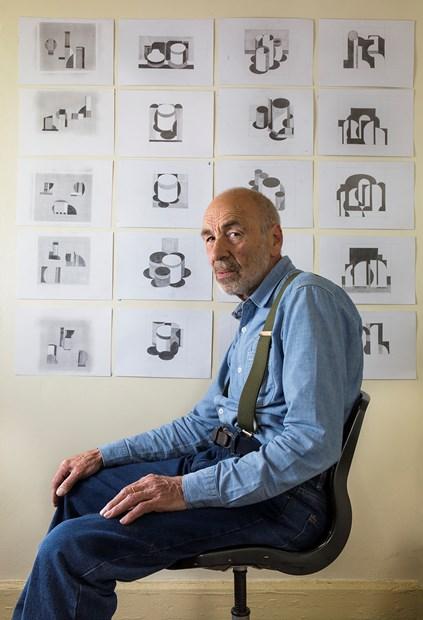 John Renshaw, artist