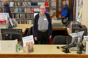 Conwy Library Desk, by Graham Hembrough