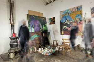Iwan Lewis Memory Studio, artist