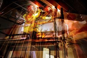 Penderyn Distillery Llandudno Transitions, by Graham Hembrough