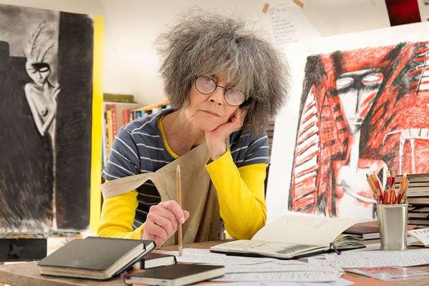 Gilly Thomas, artist