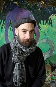 Iwan Lewis, artist