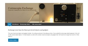 Cornucopia Exchange, by Sarah Spanton