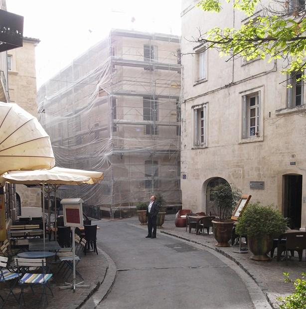 City Scribe: Montpellier