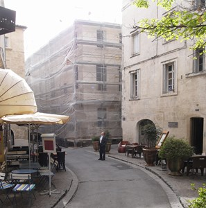 City Scribe: Montpellier, by Sarah Spanton
