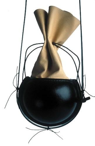 Round Capsule Bag