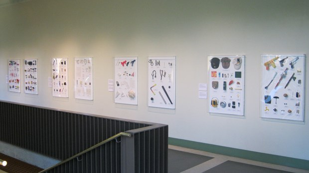 'Confiscation Cabinets' Museum of Childhood