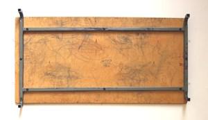 'Scribbled Desk#3' Dean Clough Galleries, Halifax