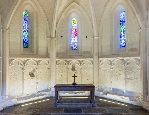 Windows for Beaumaris Castle